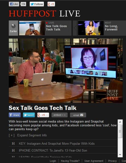 live sex talk