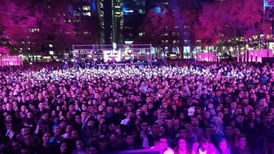 New York, NY - Shakira Concert